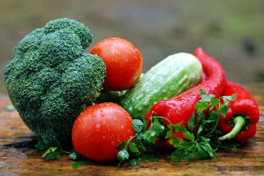 picture of vegetables for verse from daniel bible verses about healthy eating