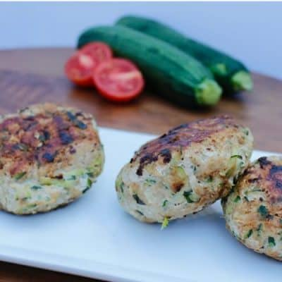 Ginormous Lean & Green Turkey Burgers