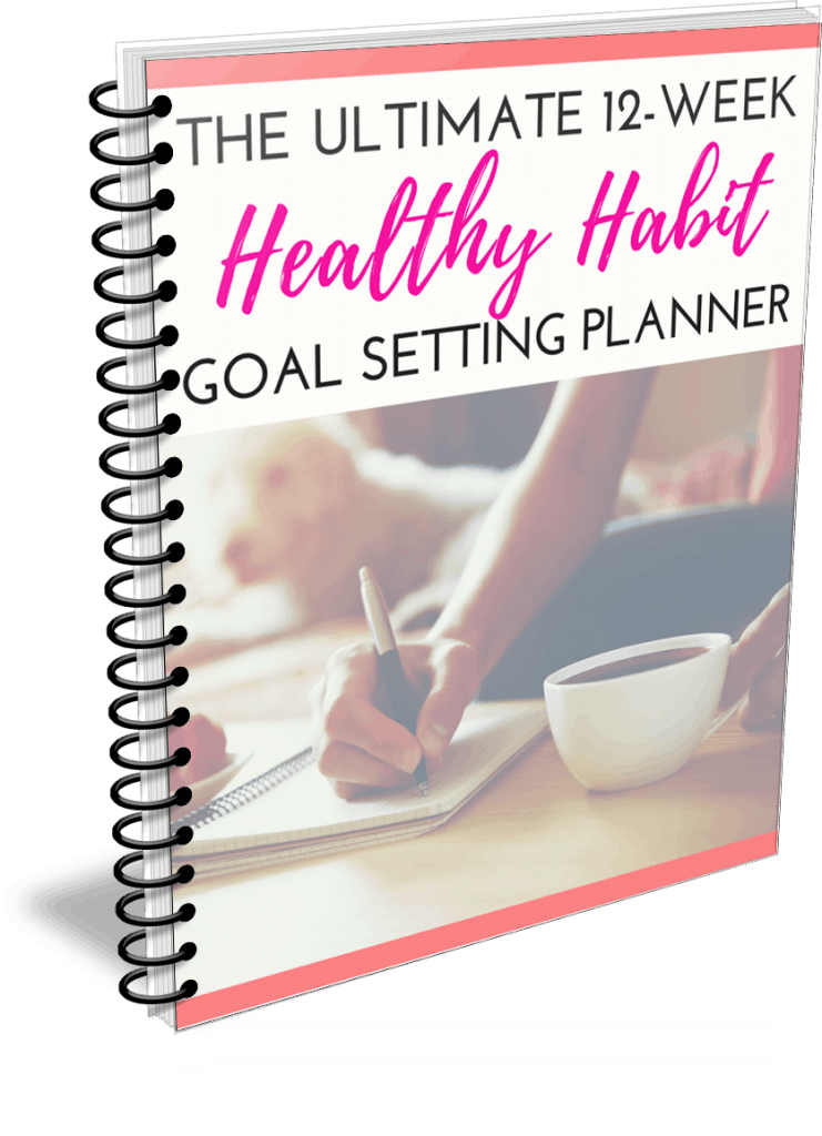 12 Week Healthy Habit Planner