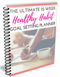 THE planner to help you reach your goals!