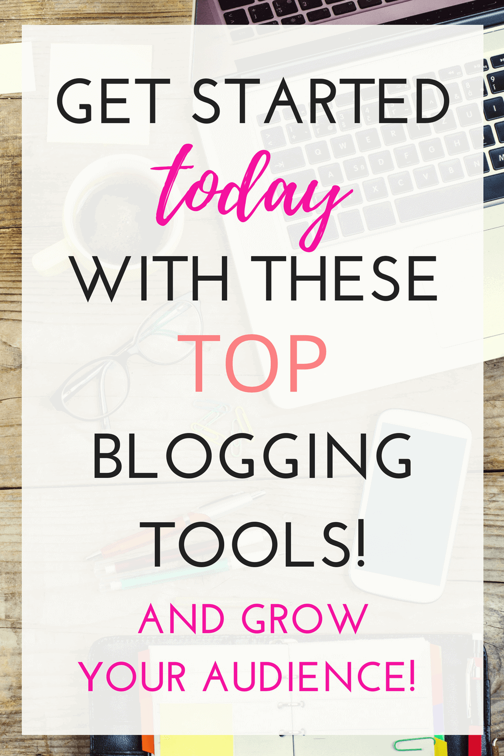 The top blogging tools to get you on your road to a successful blog!