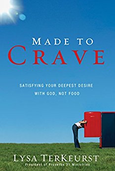 picture of christian weight loss book made to crave