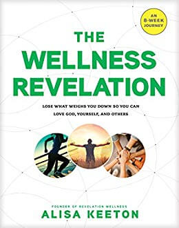 picture of christian weight loss book wellness revelation