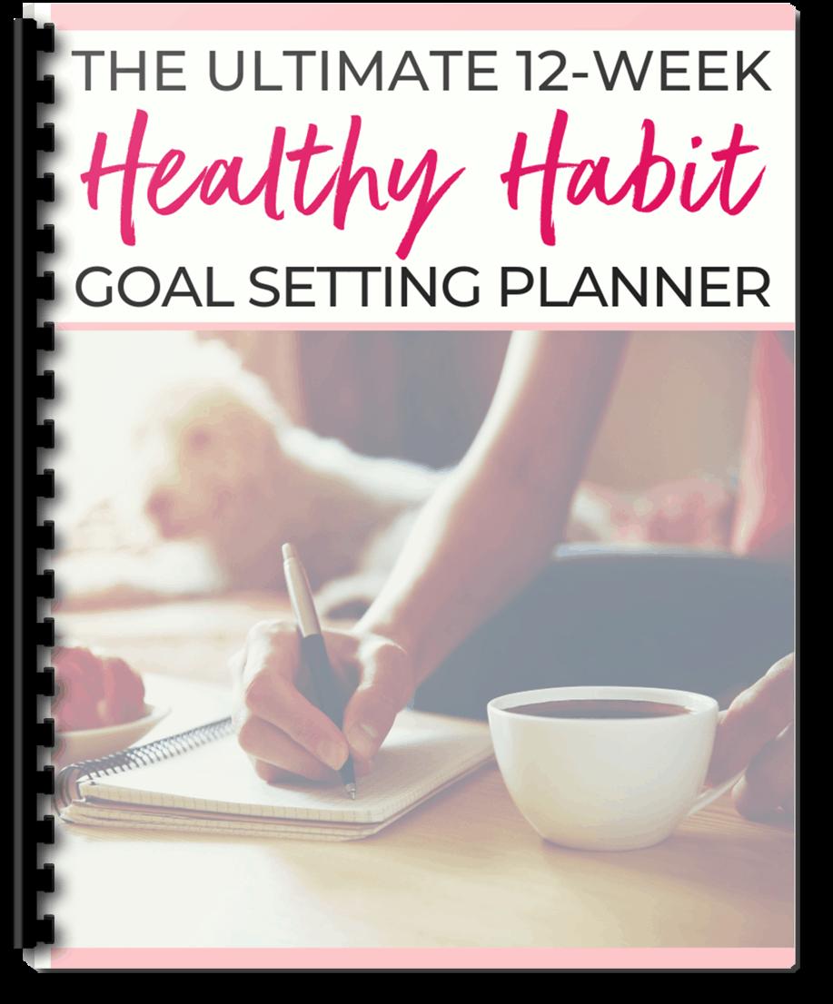 picture of healthy habit planner